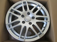 "New 16"" VW rims for newer Golf, Jetta and Rabbit"