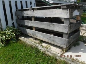 FREE Pallet Crate/Box