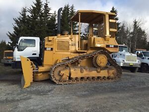 CAT D4H Hightrack Dozer