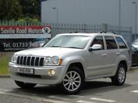 2006 Jeep Grand Cherokee 3.0 CRD V6 Overland 4x4 5dr