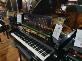 Bechstein model C grand piano black for sale