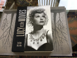 Collectable Favorite Item: LUCY  AT THE MOVIES