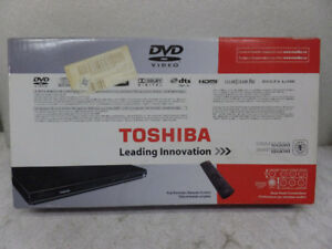 Toshiba SD-6100 DVD Player $25.00
