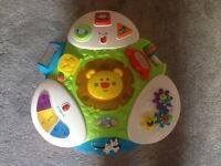 Activity Station for baby / Toddler
