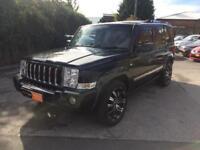 2006 Jeep Commander 3.0 CRD V6 Limited 4x4 5dr