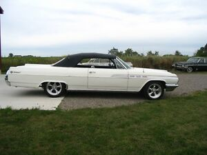 WANTED 1963 Buick Wildcat Convertible
