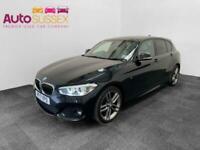 2017 BMW 1 Series 2.0 118d M Sport Sports Hatch Auto (s/s) 5dr Hatchback Diesel