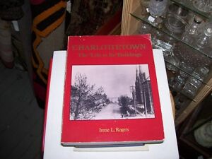 Book Charlottetown PEI The Life in its Buildings