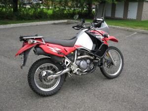 KLR650 2008 (big bore 685)
