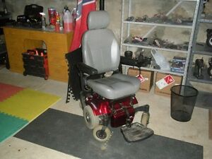 power wheel chair Strathcona County Edmonton Area image 1
