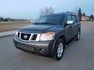 2009 Nissan​ Armada Fully Loaded Every Option $14300