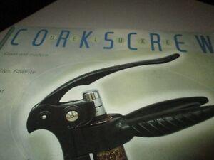 Deluxe cork screw Kitchener / Waterloo Kitchener Area image 2