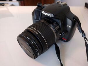 Canon Rebel XSi - All you need to get shooting