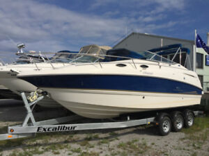 2005 Chaparral 240i Signature - ONLY 126 hours