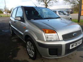 Ford Fusion 1.4 TDCi Style Climate 2008