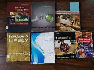Business Textbooks (And Work, Industry, and Canadian Society)