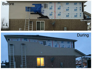 Siding - Windows/ Doors - Roofing Cambridge Kitchener Area image 7
