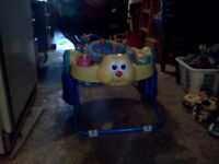 Fisher Price Exerciseur / Exersaucer