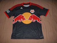 Chandail de Soccer Red Bulls de New York