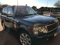 2004 54 LAND ROVER RANGE ROVER 4.4 V8 VOGUE AUTO-BOSSES BROTHERS CAR-VERY WELL L