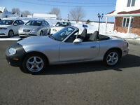 2003 Mazda MX-5 Miata CONVERTIBLE TRADE WELCOME