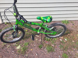 18 inches Boy Bike