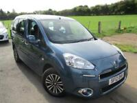 2012 PEUGEOT PARTNER TEPEE S E-HDI AUTOMATIC WHEELCHAIR ACCESS MPV DIESEL