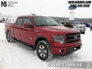 2013 Ford F-150 FX4  -  Leather -  Navigation