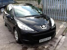 Peugeot 207 1.4 DIESEL,NEW MOT,UP TO 74 MILES PER GALLON £20 A YEAR TAX