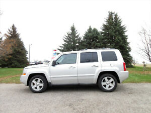 2010 Jeep Patriot 4x4- Limited Edition. 2 SETS OF TIRES!! $8950