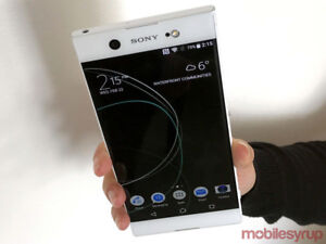 Looking to sell my mint condition sony xperia xa 1 ultra
