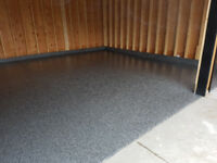 Epoxy Creations concrete coatings & overlays 416 876 3016