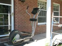 EPIC 790HR Elliptical equiment & WESIO treadmill