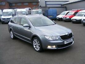 2011 SKODA SUPERB 1.6 TDI CR SE Plus 5dr
