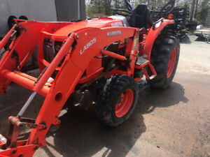 2017 Kubota Tractor