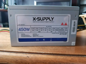 PSU X-SUPPLY 450W 30$