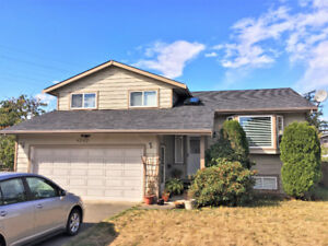 Centrally located Victoria (West Saanich) home for rent