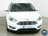2017 Ford Focus 1.5 TDCi 120 Titanium X Navigation 5dr Hatchback Diesel Manual