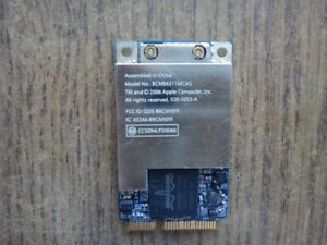 Wireless card for iMac sale