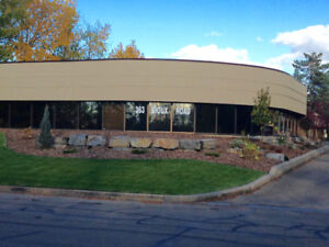 Office available for lease, September - Sherwood Park