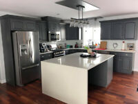 Quality Kitchen Cabinet Painting