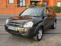 Hyundai Tucson 2.0CRTD CDX + LEATHER