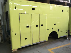 AMBULANCE PATIENT COMPARTMENT – PRODUCTION SURPLUS