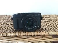 PANASONIC LUMIX LX100 CAMERA WITH LEICA ZOOM - BOXED