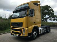 2011 11 Volvo FH 460 XL globetrotter 6x2, excellent condition