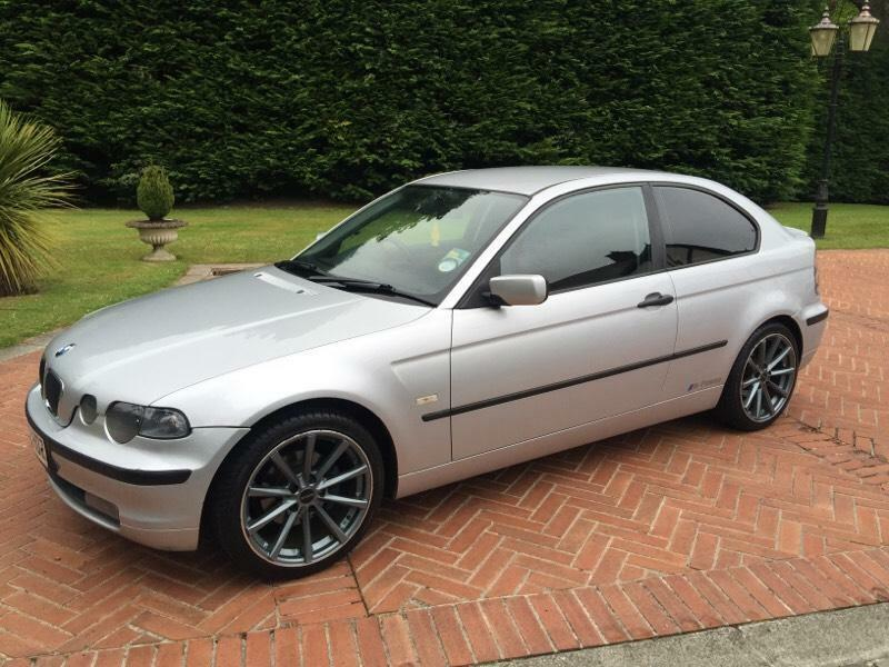 bmw 318 ti compact 2002 in county antrim gumtree. Black Bedroom Furniture Sets. Home Design Ideas