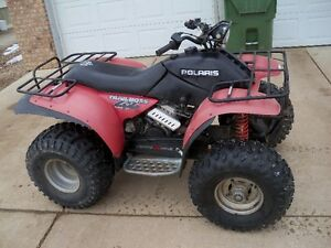 1987 Polaris Trail Boss 250 2-Stroke