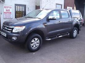 Ford Ranger 2.2TDCi ( 150PS ) 4x4 Double Cab Pick Up XLT