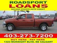 2013 RAM 1500 BAD CREIT OK $29 DOWN APPLY NOW DRV TODAY Calgary Alberta Preview