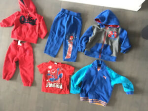 2T toddler boy clothes - like new !